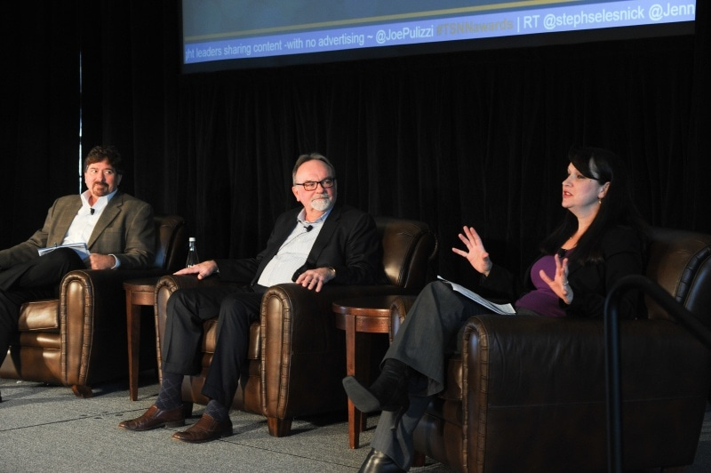2014 State of the Industry panel